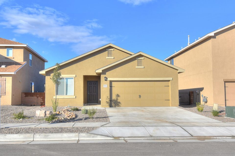 Newly built home (May 2018). 3 bd/2bth home with open floor plan.