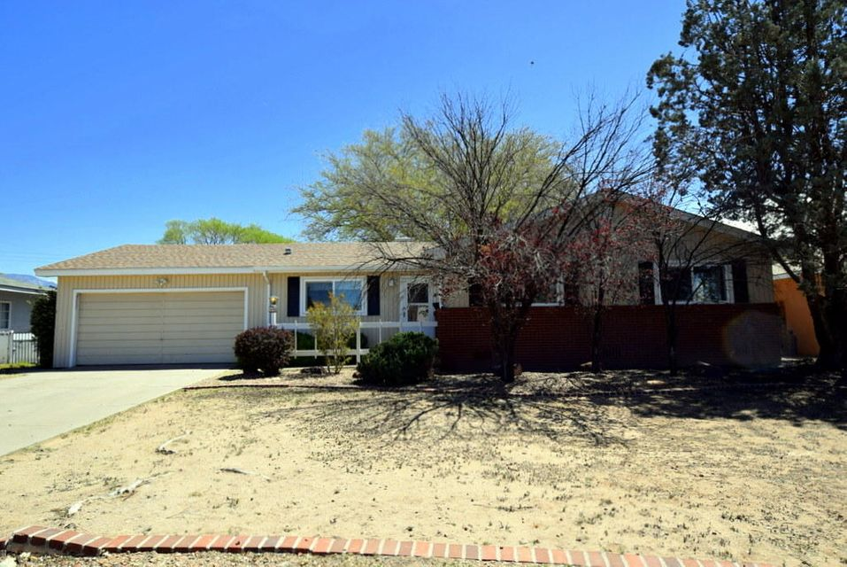 3606 Valencia Place, Albuquerque NM 87110