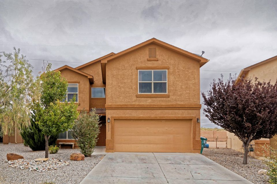 Great deal on a spacious home in Northern Meadows.  Opportunity for instant equity!  Needs cosmetic repairs and a couple mechanical to be great! Super floor plan. All bedrooms upstairs. 2 living areas. Backs up to open space.
