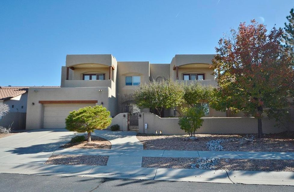 9404 Bear Mountain Trail NE Albuquerque Home Listings - Sandi Pressley Real Estate