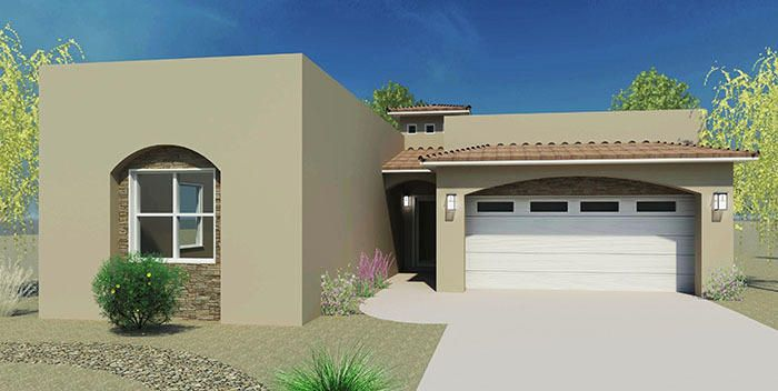 Brand new Twilight Home under construction in the Mariposa Community. This single level home features 1780 sq. ft. 3 bedroom, 2 bathrooms and 2 CAR GARAGE. Upgraded appliances packages, 18 x 18 tile and granite countertops included! Live in the this one-of-a-kind community that blends upscale homes with the natural beauty of New Mexico. Easy access to the schools, shopping and other amenities Rio Rancho and Bernalillo has to offer with easy access to I-25 for a short drive to Albuquerque and Santa Fe. This home is still under construction and buyer may be able to select some of the finishing touches, must contact builder for details.