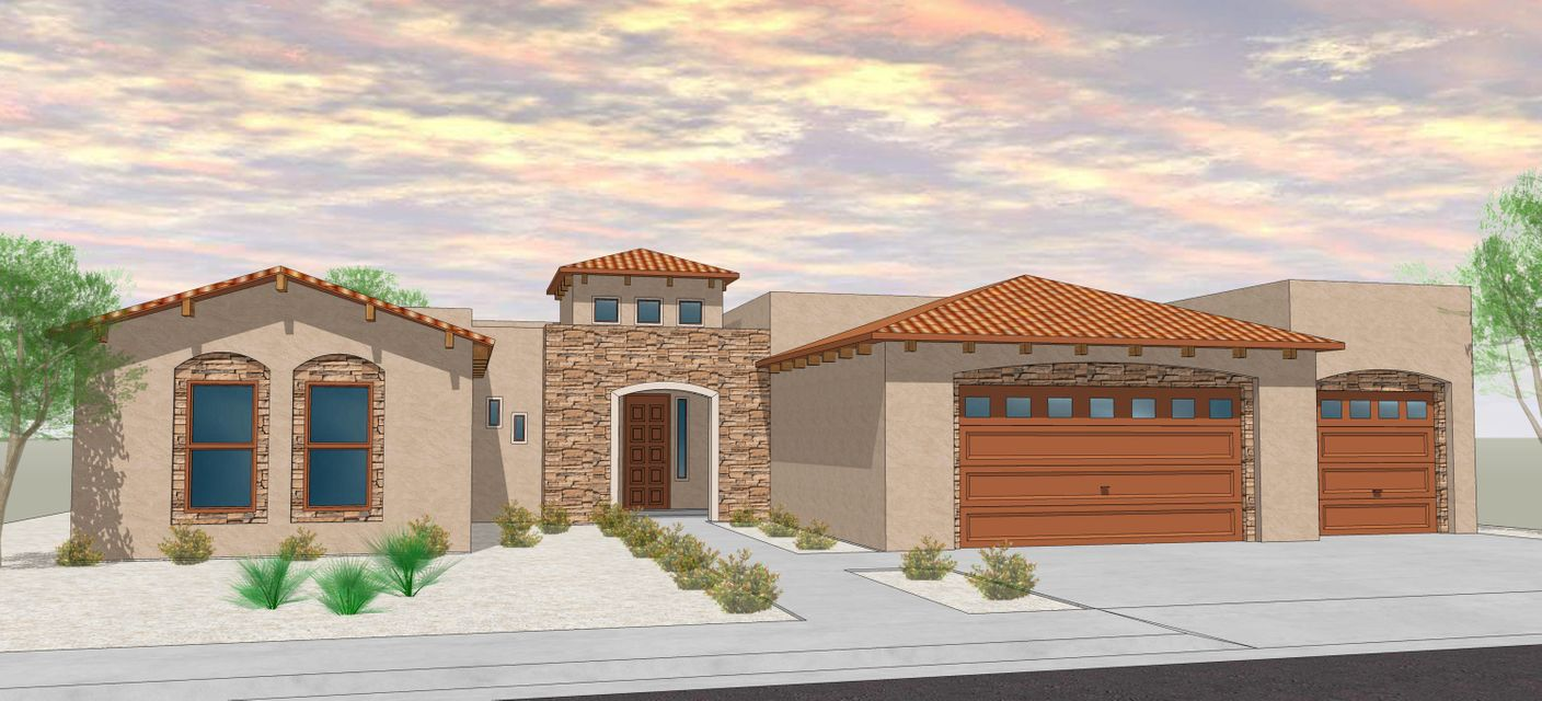 Proposed Construction by RayLee Homes. Build your very own Sparkle Dunn Floor Plan on a fantastic premium corner lot in the highly desirable gated community of Ocotillo Hills! Buyer picks all their structural options as well as finishes and colors! Why buy used when you can build your dream home in Ocotillo Hills today!