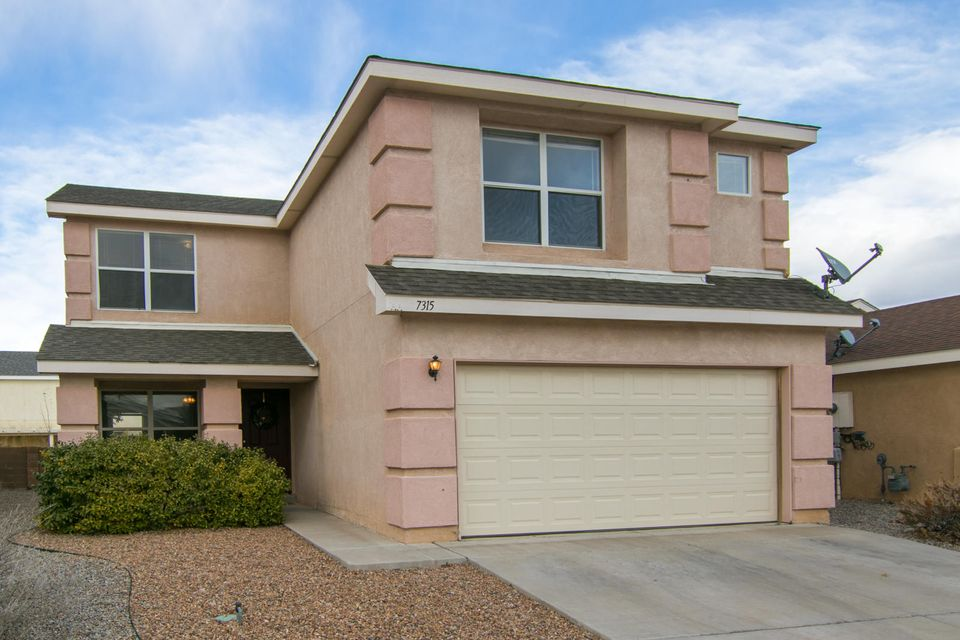 Don't Miss Out On this Move In Ready Two Story, Four Bedroom Home that offers A large Eat-In kitchen,  ample cabinets & New Stainless Steel Appliances!  Large Great room! Open Floor plan!  Upstairs Loft/Den. NEW Tile & Carpet throughout . Master Suite Features Large Walk-In Closet & Full Bath! Home FRESHLY painted, Plus NEW light fixtures! Located minutes from schools, shopping and entertainment!  A great Place to call Home.