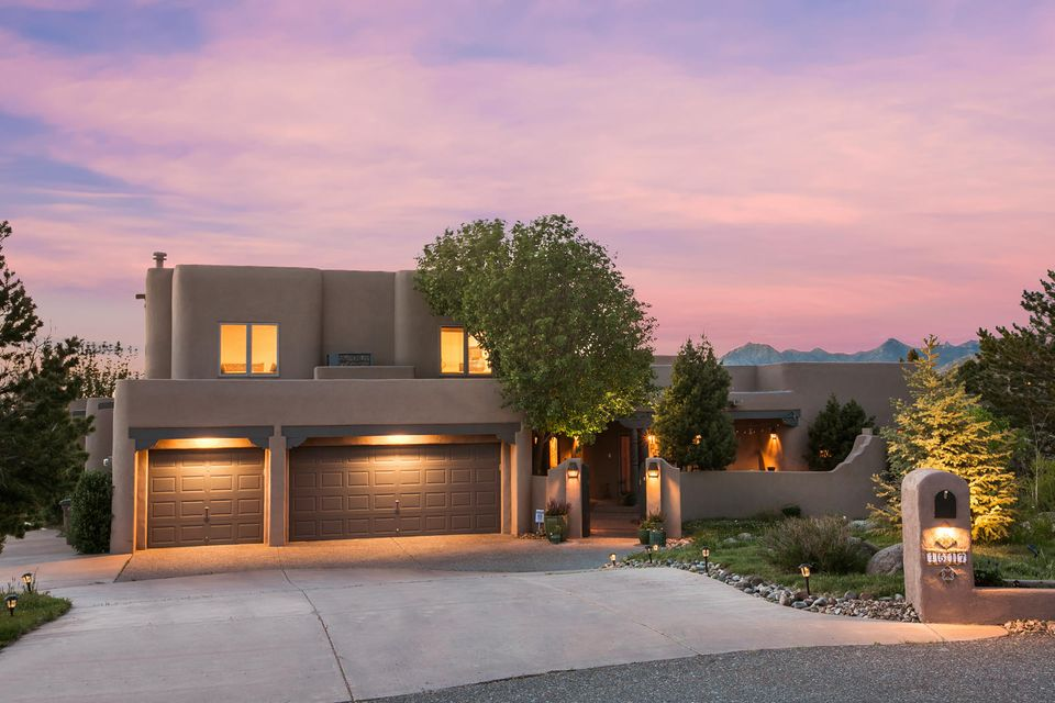 1517 Eagle Ridge Terrace Road NE Albuquerque Home Listings - Sandi Pressley Real Estate