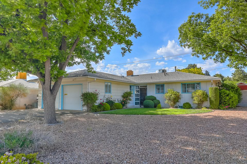 4317 Goodrich Avenue NE Albuquerque Home Listings - RE/MAX Elite Albuquerque Real Estate