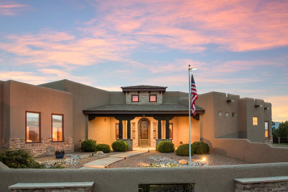 3 Nature Pointe Drive Albuquerque  - The Schnoor Team Real Estate
