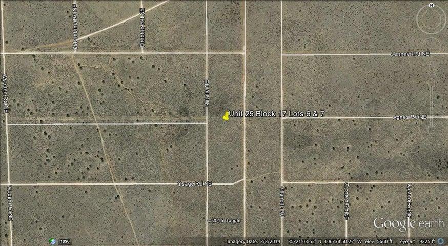 Natalie(U25B17L6or7) Road NE, Rio Rancho, NM 87144
