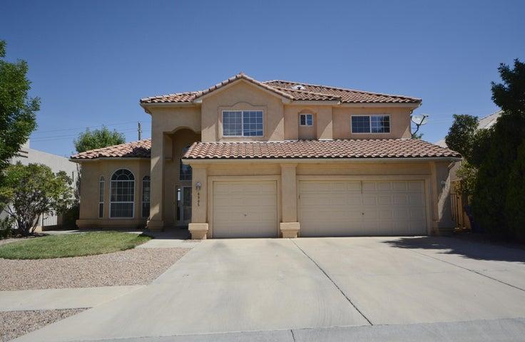 6905 Tesoro Place NE, Albuquerque, NM 87113