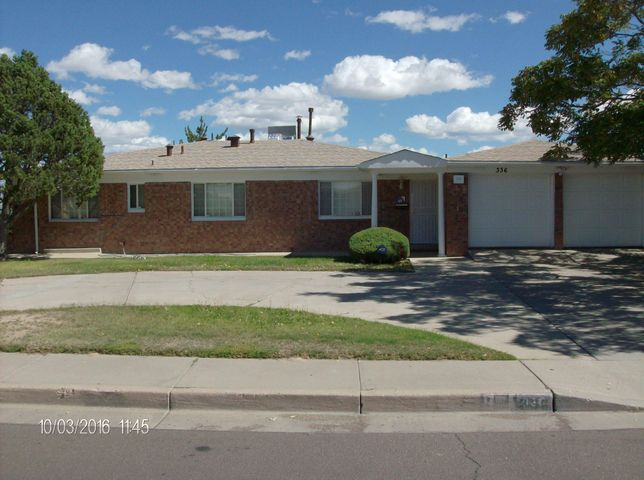 336 Yucca Drive NW, Albuquerque, NM 87105
