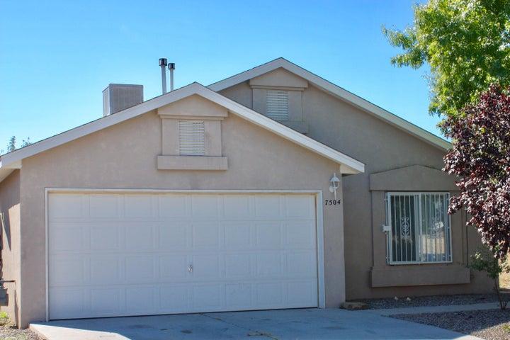 7504 Blue Avena Avenue SW, Albuquerque, NM 87121