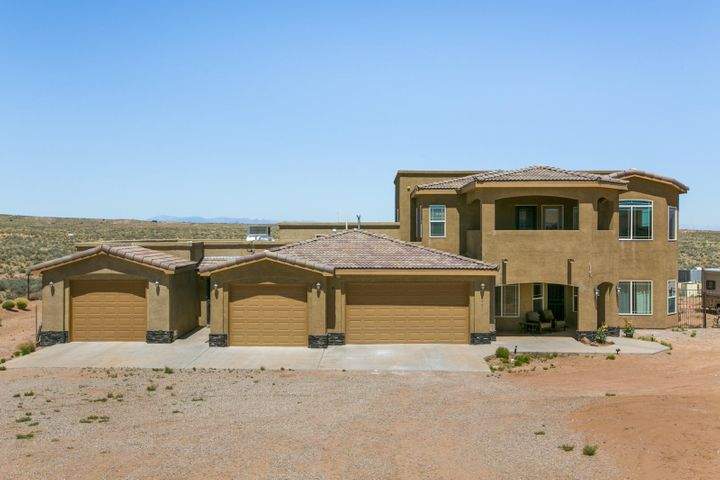 Multi-Generational Home. Two Story Main Home. Single Story In Law Quarters.