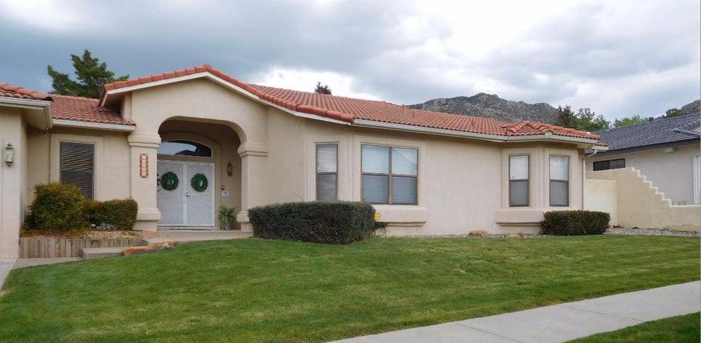 14009 Mesita Cliff Road NE, Albuquerque, NM 87112