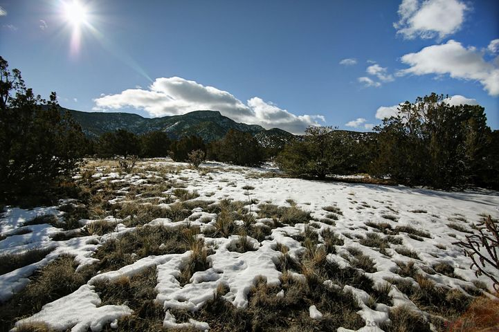 0 La Puerta [West Lot] Trail, Placitas, NM 87043