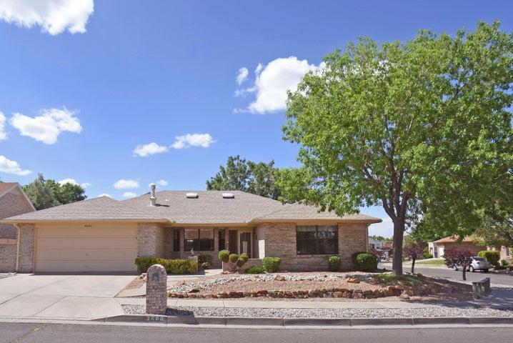 9600 Rosas Avenue NE, Albuquerque, NM 87109