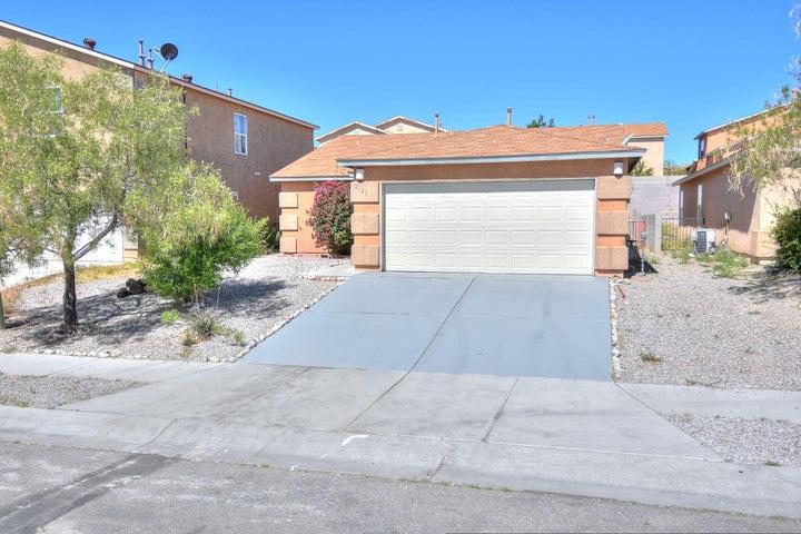 2123 Fence Rail Street SW, Albuquerque, NM 87121