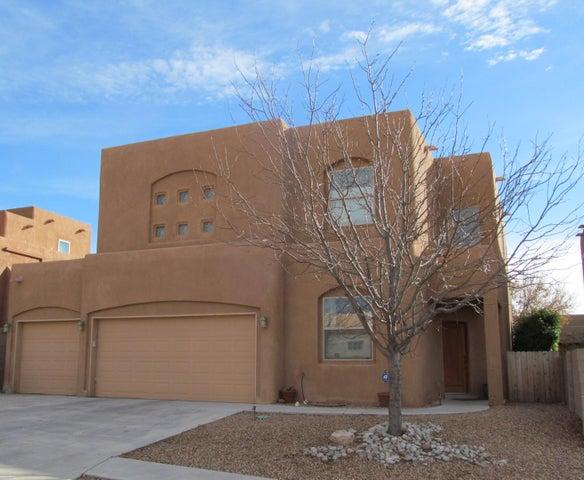 8412 Desert Sunrise Road NE, Albuquerque, NM 87122