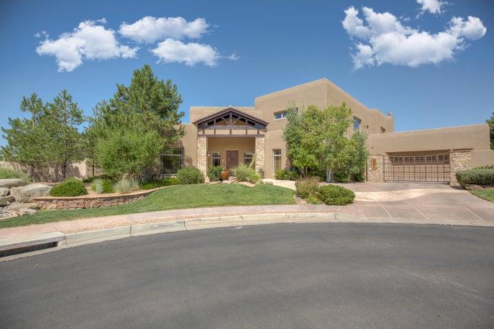 5301 High Canyon Trail NE, Albuquerque, NM 87111