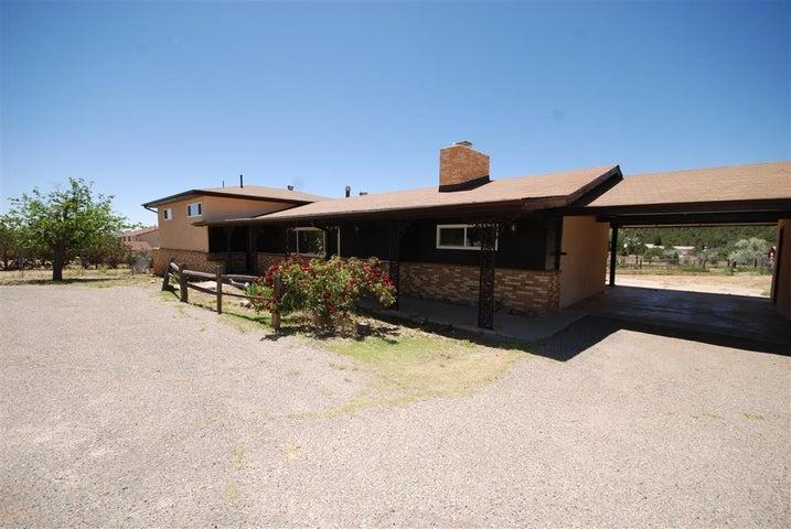 20 Frost Road, Sandia Park, NM 87047