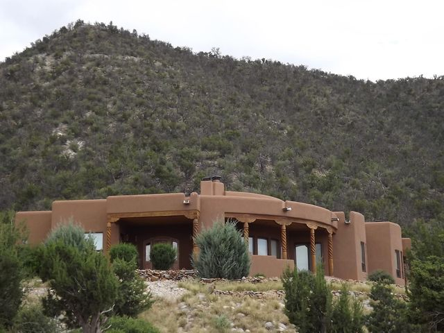 1222 Deer Canyon Trail, Mountainair, NM 87036
