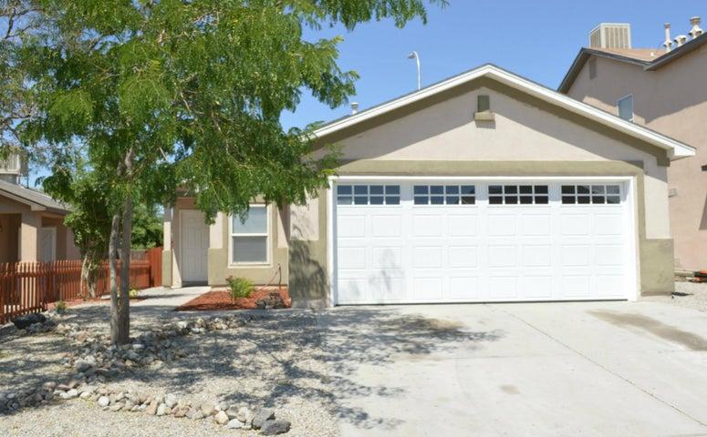 431 SW Desert Rock Drive SW, Albuquerque, NM 87121