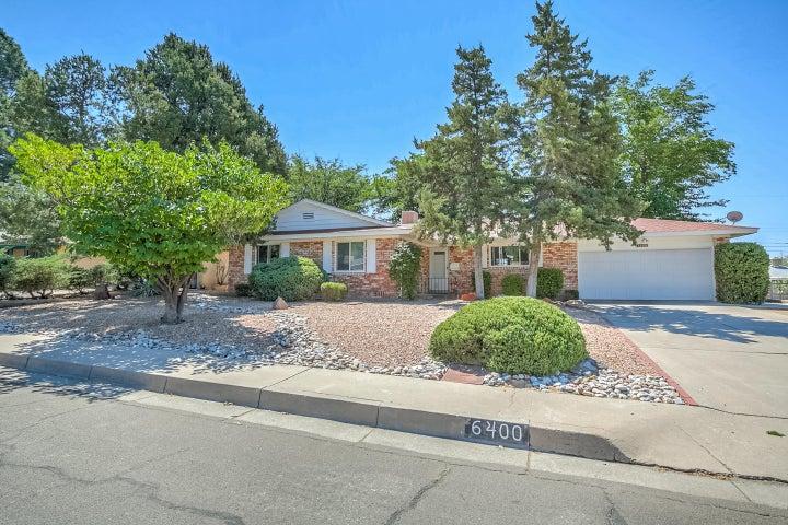 6400 Rogers Avenue NE, Albuquerque, NM 87110