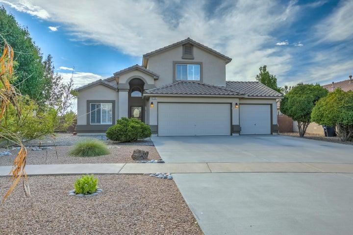 7261 Sidewinder Drive NE, Albuquerque, NM 87113