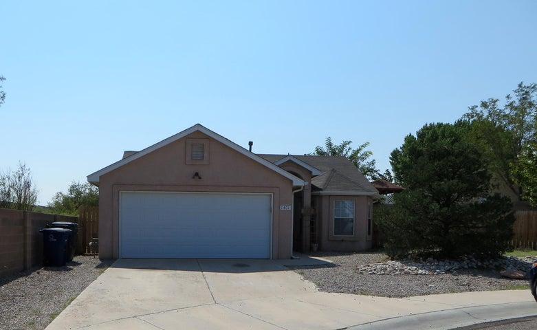1401 Tigerwood Court NW, Albuquerque, NM 87120