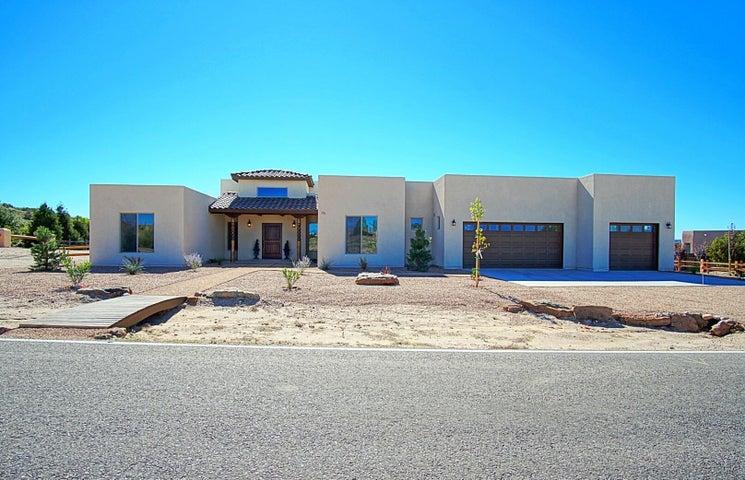 16 NE Via Sole Drive, Algodones, NM 87001