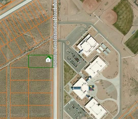 810 40th NE, / Loma Colorado, Rio Rancho, NM 87144