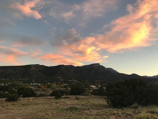 Camino de la Buena Vista, Placitas, NM 87043