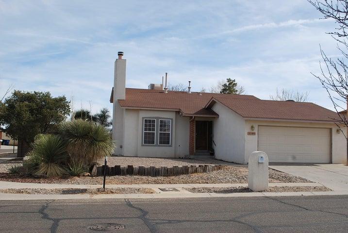 5140 Gaviota NW, Albuquerque, NM 87120