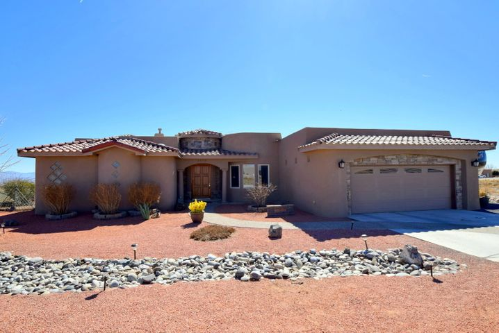 Custom home in an exquisite subdivision