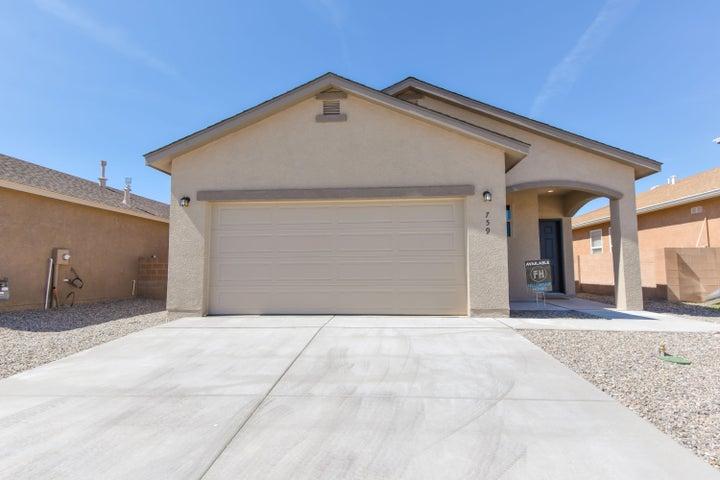 759 Jaconita Place SW, Albuquerque, NM 87121