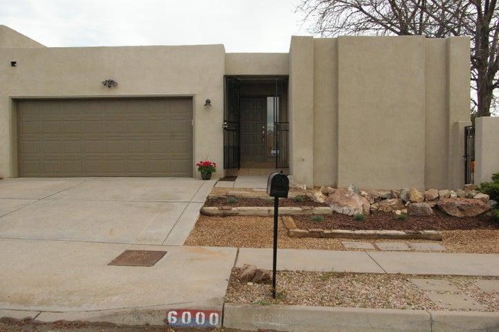 Introducing 6000 Vista Campo Rd. NE 87109