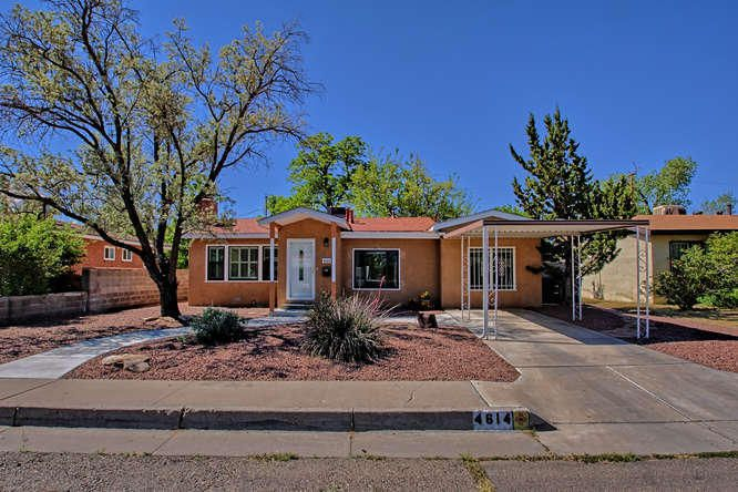 4614 Burton Avenue SE, Albuquerque, NM 87108