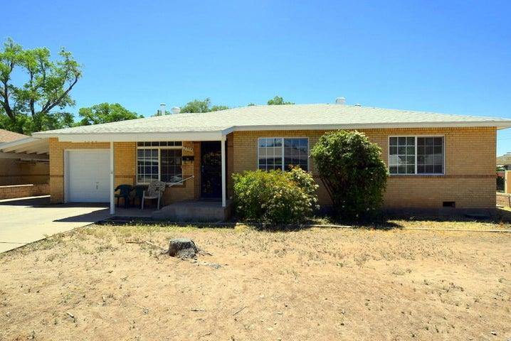 7706 Euclid Avenue NE, Albuquerque, NM 87110