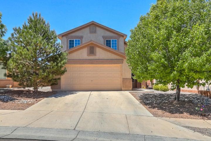 7868 Chaco Mesa Loop NW, Albuquerque, NM 87114