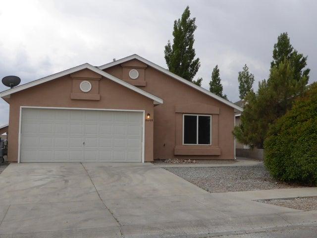 8608 Spotted Pony Avenue SW, Albuquerque, NM 87121