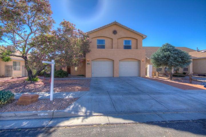 6204 Eagle Eye Drive NW, Albuquerque, NM 87120