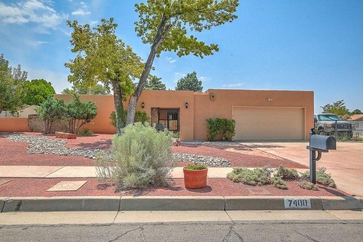 7400 Gila Road NE, Albuquerque, NM 87109