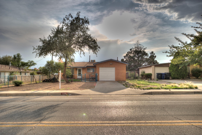 2409 Morris Street NE, Albuquerque, NM 87112