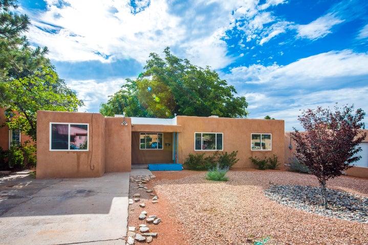 725 Monroe Street NE, Albuquerque, NM 87110