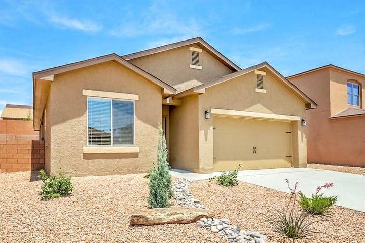 9905 Sacate Blanco Avenue SW, Albuquerque, NM 87121
