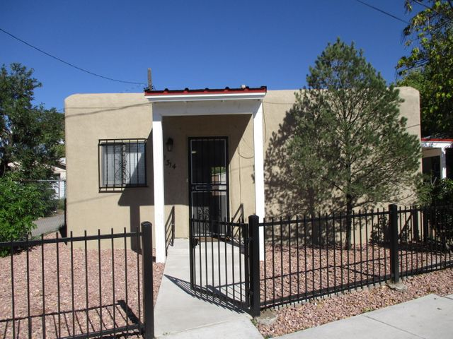 1314 8Th Street SW, Albuquerque, NM 87102