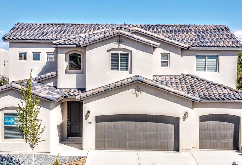 8715 Desert Finch Lane NE, Albuquerque, NM 87122