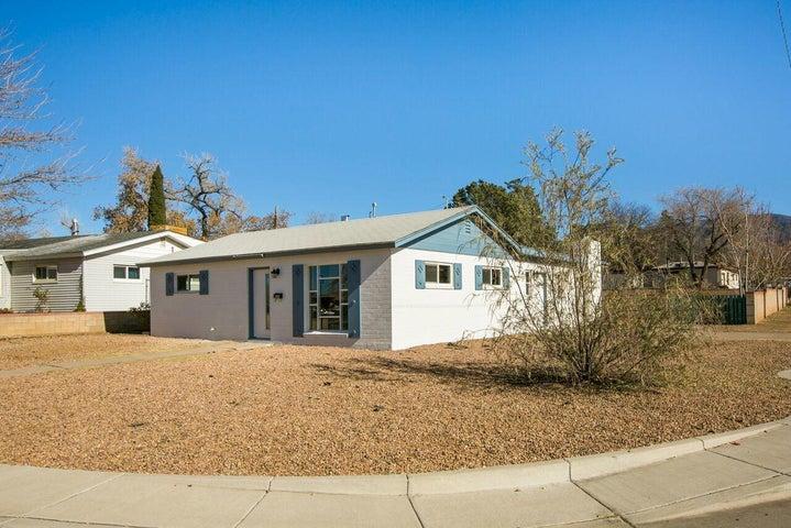 9133 Cordova Avenue NE, Albuquerque, NM 87112