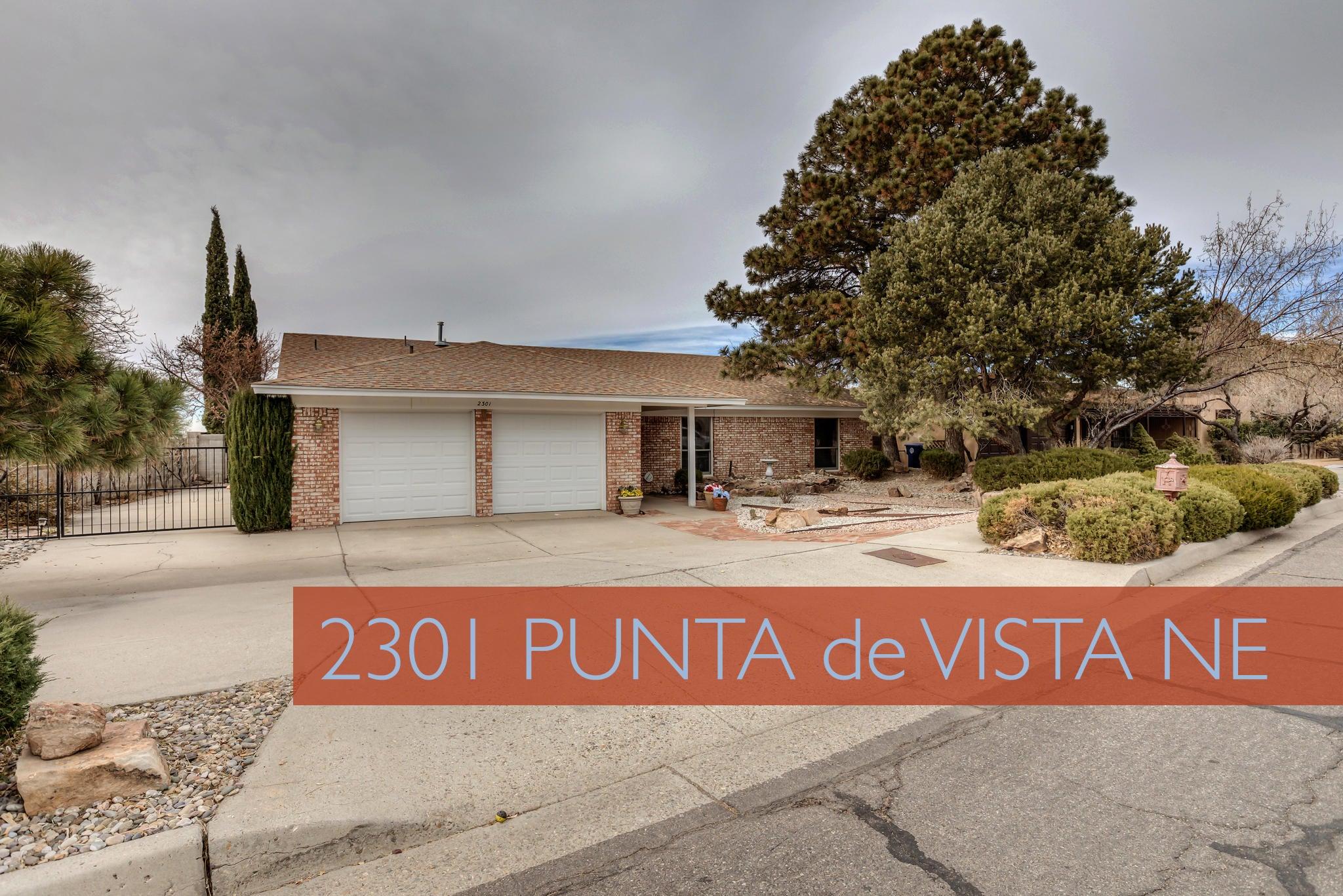 2301 Punta de Vista Drive NE, Albuquerque, NM 87112