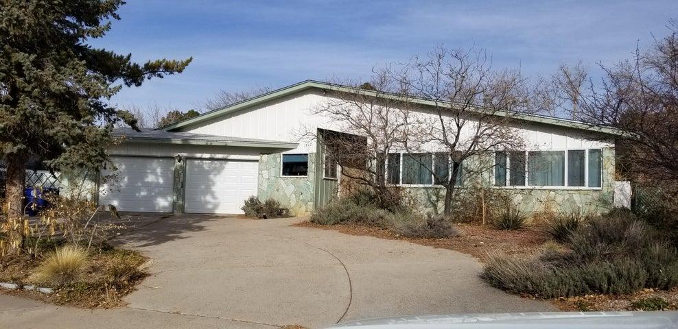 1512 Cedar Ridge Drive NE, Albuquerque, NM 87112