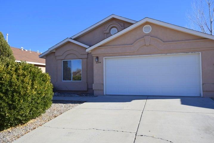 2204 Desert Breeze Drive SW, Albuquerque, NM 87121