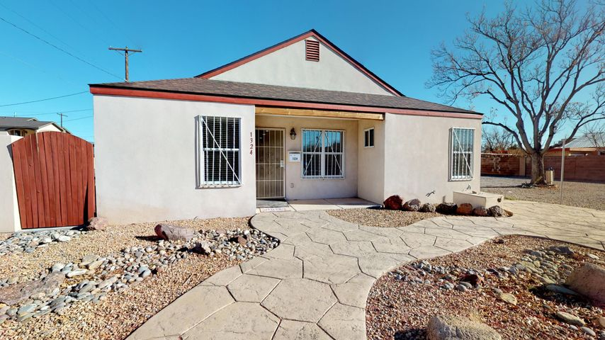 1324 6Th Street NW, Albuquerque, NM 87102
